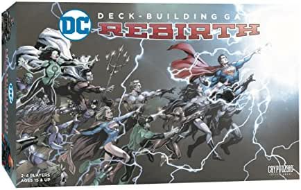DC Comics DBG: Rebirth