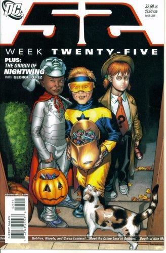 Download 52 #25 : Liminal Times (Week Twenty Five - DC Comics) ebook
