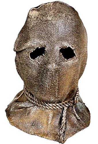 Sack Mask Costume (Sack O Path Halloween Mask)