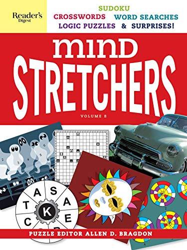 Reader's Digest Mind Stretchers Vol. 8 (Mind Reader Book)