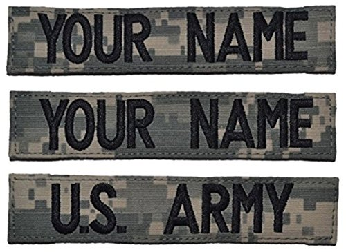 custom army patches velcro - 6