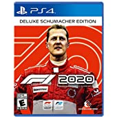 f1 2020 schumacher edition Playstation 4 video game