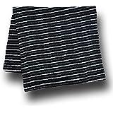 ブルーブラッド(BlueBlood) TUBE ストレッチピローカバー ※枕カバーのみ。枕本体は付帯しません※ 32×60cm (ブラック)