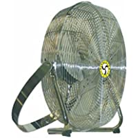 SEPTLS06378984 - Airmaster Fan Company High Velocity Low Stand Fans - 78984