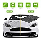 #5: Sydixon Car Scratch Remover, Auto Paint Scratch Remover, Nano-Tech Car Scratch Repair Fix Car Scuffs Polishing Towel for Multicolor Car Surface (1 Pack)