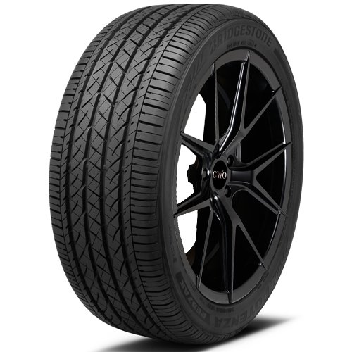 Bridgestone Potenza RE97AS RFT Radial Tire - 225/55R17 95V