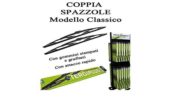 Par Escobillas Limpiaparabrisas Toyota Prius 0903 - 0309 Tergiplus: Amazon.es: Coche y moto