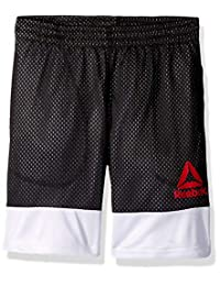 Reebok Boys Basketball Short Shorts