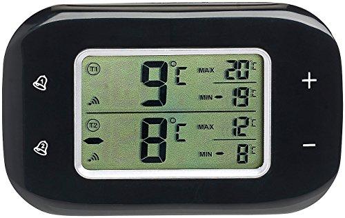 Kühlschrank Thermometer Digital : Rosenstein söhne kühlschrank alarm digitales kühl