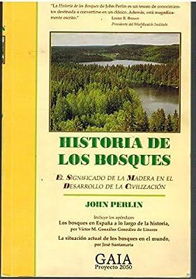 Historia de los bosques: la importancia de la Madera en el ...