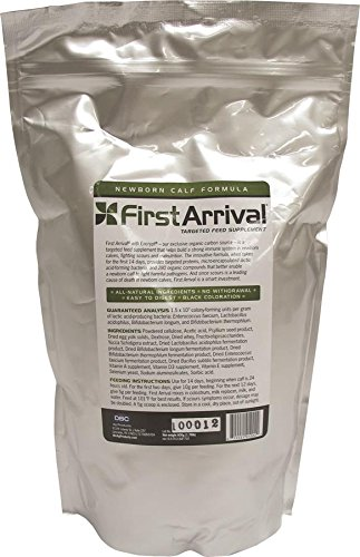 018620 First Arrival Targeted Feed Supplement for Calf 800G Pouch