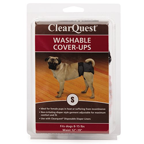 ClearQuest Washable Dog Cover-Ups, Wetness and Stain Protect