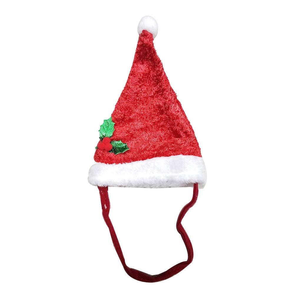 BESTOYARD Natale Pet Fascia Festa Festa Fascia Cane Gatto Natale Costume Abiti per Natale Festa di Favore