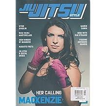 Jiu Jitsu Style Magazine Issue 36 2017