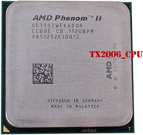 Amazon Com Amd Phenom Ii X6 1055t Hdt55twfk6dgr 2 8ghz Processor Cpu Socket Am3 938 Pin 95w Computers Accessories