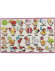 لعبة تعليمية لمعرفة الحروف الابجدية الانجليزية مع لوحة