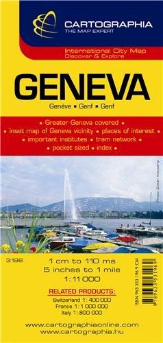 Geneva (City Map)