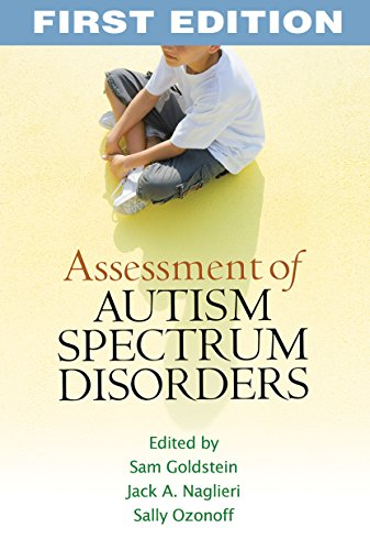 159385983X - Assessment of Autism Spectrum Disorders