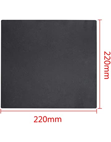 Impresora 3D de superficie de 220 mm para Anet A8 para WanHao i3 magnética antideformación cuadrada