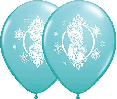 Qualatex Latex Balloons 040225 Frozen, 11