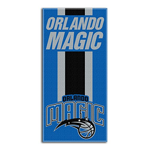 fan products of Northwest NBA Orlando Magic Beach Towel, 30 X 60 Inches
