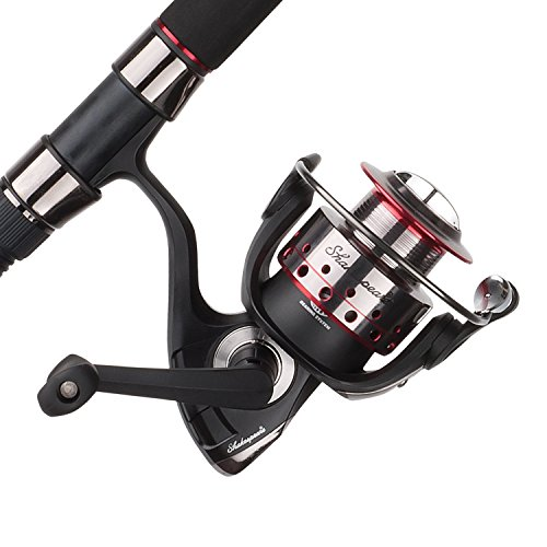 Ugly Stik USSP602M30CB Shakespeare USSP602M/30CBO GX2 Spinning Fishing Reel and Rod Combo, 6 Feet, Medium Power