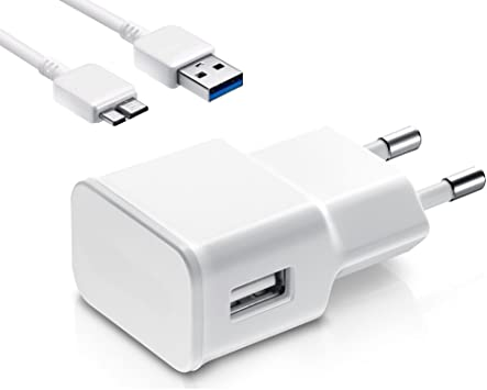 Lapinette Chargeur Secteur Cable Micro Usb Pour Samsung Galaxy S5 Blanc Amazon Fr High Tech