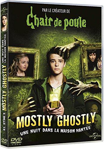 Amazon Com Mostly Ghostly Une Nuit Dans La Maison Hantee
