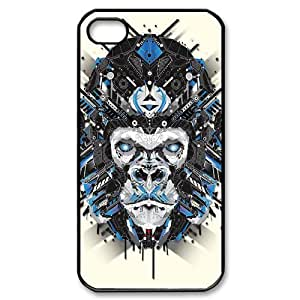 Animal Art Artificial DIY Cover Case with Hard Shell Protection for iphone 6 plus 5.5 Case lxa#836934