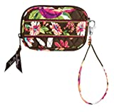 Vera Bradley Tech Case in English Rose, Bags Central