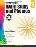 Spectrum Word Study and Phonics, Grade 4, , 1483811859