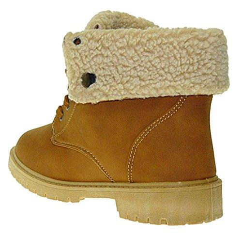 Art 611 Winterstiefel Damenstiefel Boots Stiefel Winterschuhe Schuhe Neu Damen