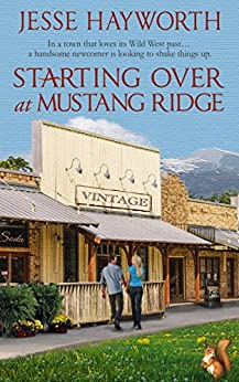 Starting Over at Mustang Ridge by [Hayworth, Jesse]