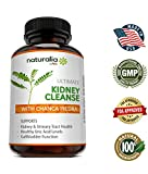 Cheap Naturalia Labs – Ultimate Kidney Cleanse – Uric Acid Support – with Chanca Piedra Stone Breaker, Tart Cherry, Celery Extract & Cranberry – 60 Concentrate Capsules