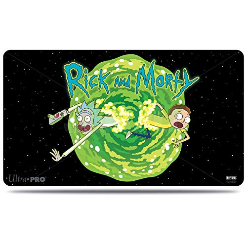 Rick and Morty - Interdimensional Rift Tabletop Gaming Playmat & Storage -