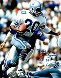 Autographed Mel Renfro 8x10 Dallas Cowboys Photo