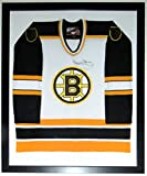 Bobby Orr Signed Authentic 52 CCM Center Ice Bruins Jersey - PSA DNA COA Authenticated - Custom Framed 34x42