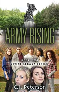 ARMY RISING: Book 2, Divine Legacy Series (Devine Legacy Series)