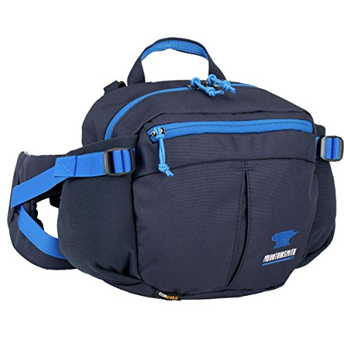 (Mountainsmith Drift 6L Lumbar Pack Deep Blue, One Size)