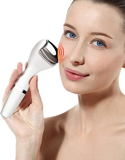 Amazon Com Touchbeauty Anti Aging Facial Massage Roller For Skin Tightening Lifting Women S Electric Face Neck Body Massager Wand With High Frequency Vibration Massaging Smart Sensor Switch Tb 1587 Health Personal Care