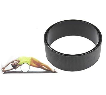 LY-01 Rueda de Yoga Rueda de Yoga, Mejora la flexibilidad de ...