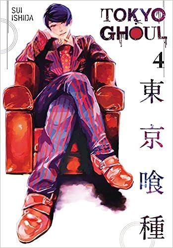 Resultado de imagen para tokyo ghoul vol 4
