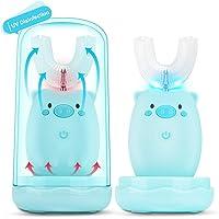 Cepillo de dientes eléctrico automático para niños