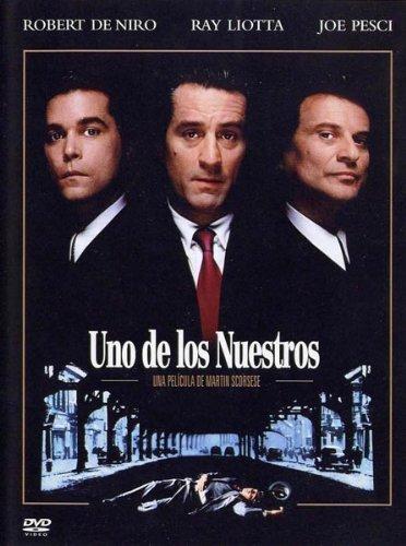 Uno De Los Nuestros Dvd Amazon Es Robert De Niro Joe Pesci Ray Liotta Lorraine Bracco Paul Sorvino Martin Scorsese Robert De Niro Joe Pesci Cine Y Series Tv