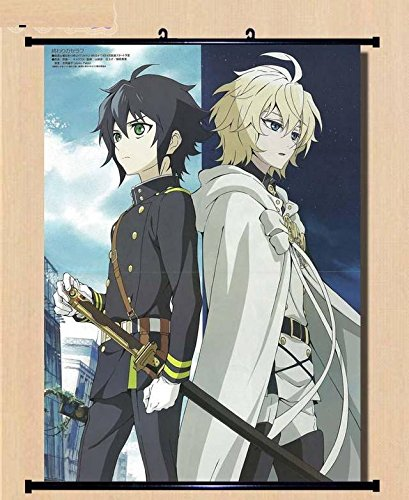 Home Decor Anime Seraph of the End/Owari no Seraph The night