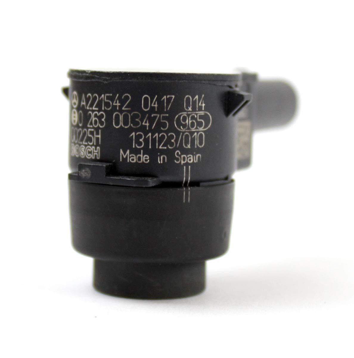 Mercedes-Benz Parktronic PDC Sensor PTS w211 w204 w221 R230 SL A2215420417 black
