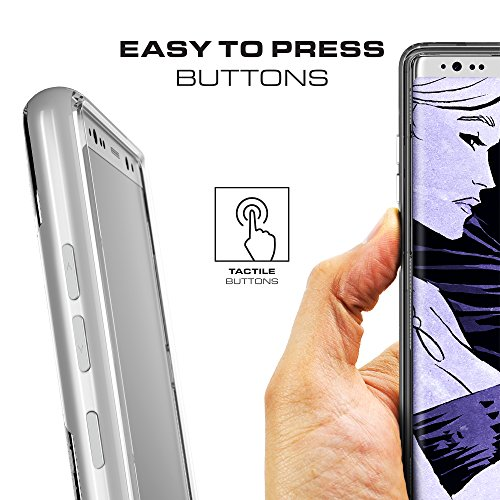 Ghostek Housse pour Samsung Note 8 Or