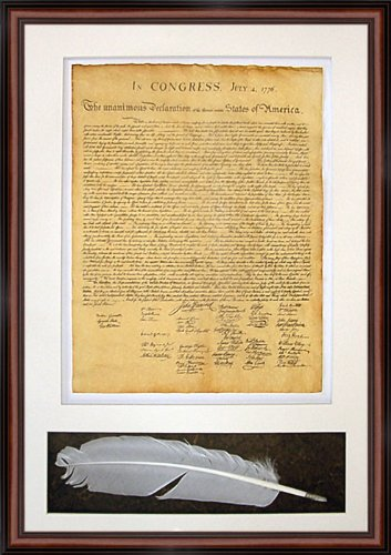 Sale! The Declaration of Independence. High Quality Replica.