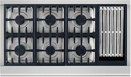 48 cooktop gas - 5