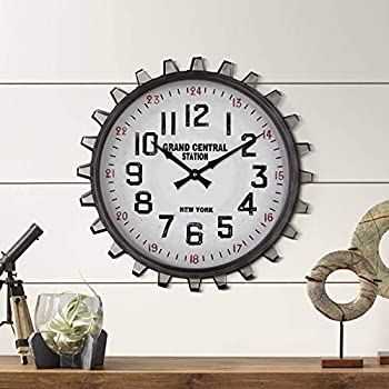 Amazon Com Efr Metal Sardine Tin Wall Clock With Sardine